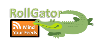 RollGator put your feed over a Public Display